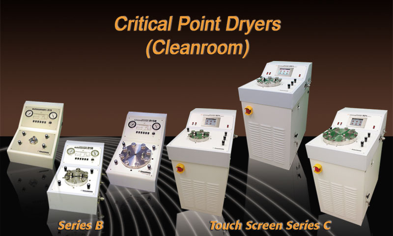 tousimis Supercritical Point Dryers - Cleanroom Systems
